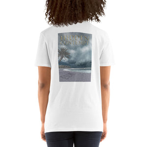 Hidden Contempt Tee by Isabel Wallace
