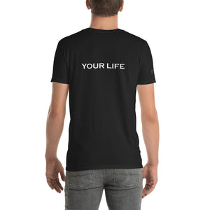 "Tray's ""Society Rules Your Life"" T-Shirt"