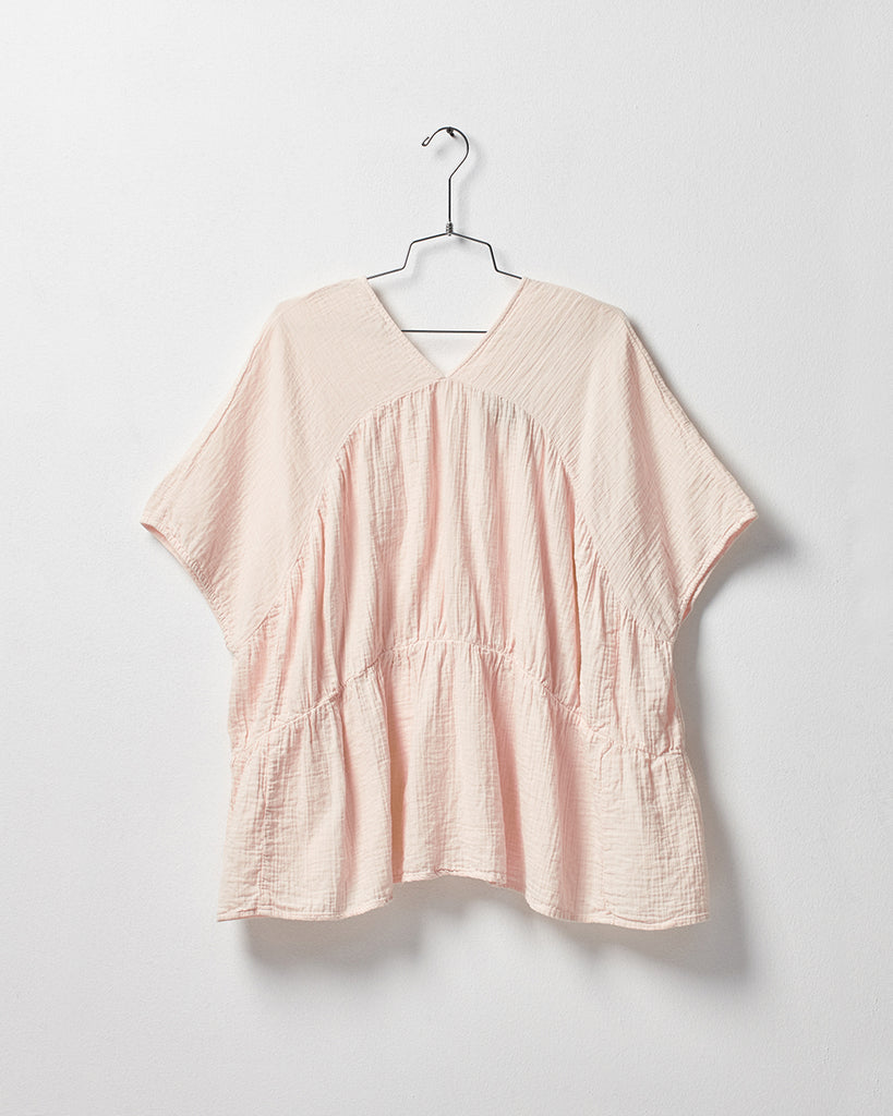 Lihue Tunic Top - Soft Pink