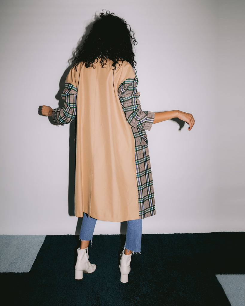Renee Trench Coat