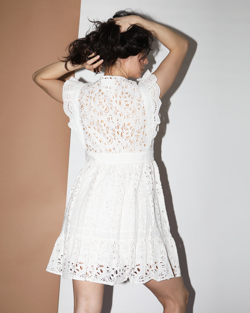 Bailey Eyelet Dress