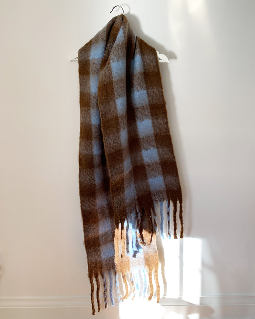 Dede Buffalo Plaid Scarf