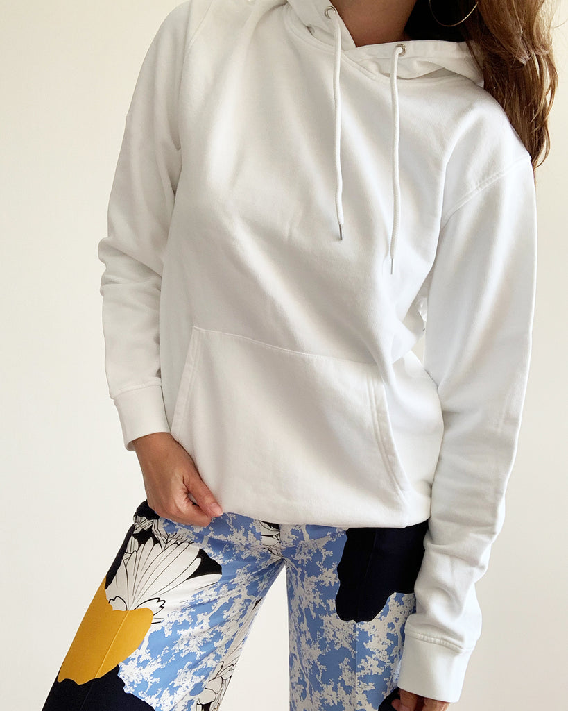 Perfect Hoody - White