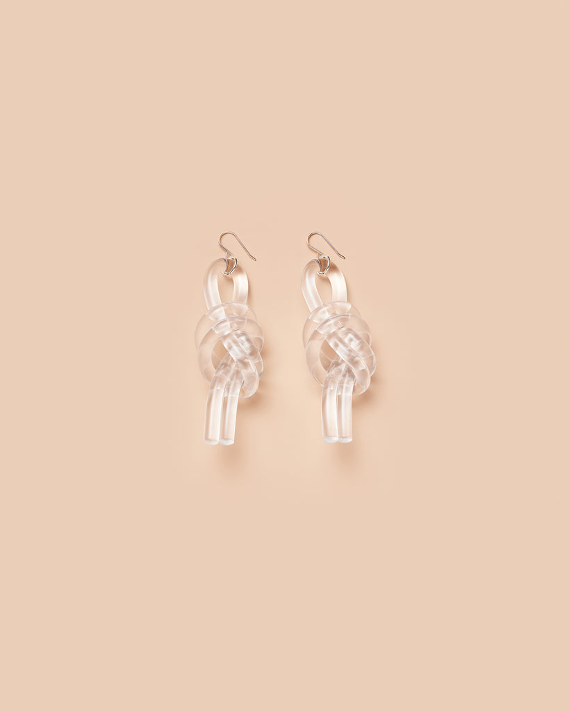 Double Knotted Earring