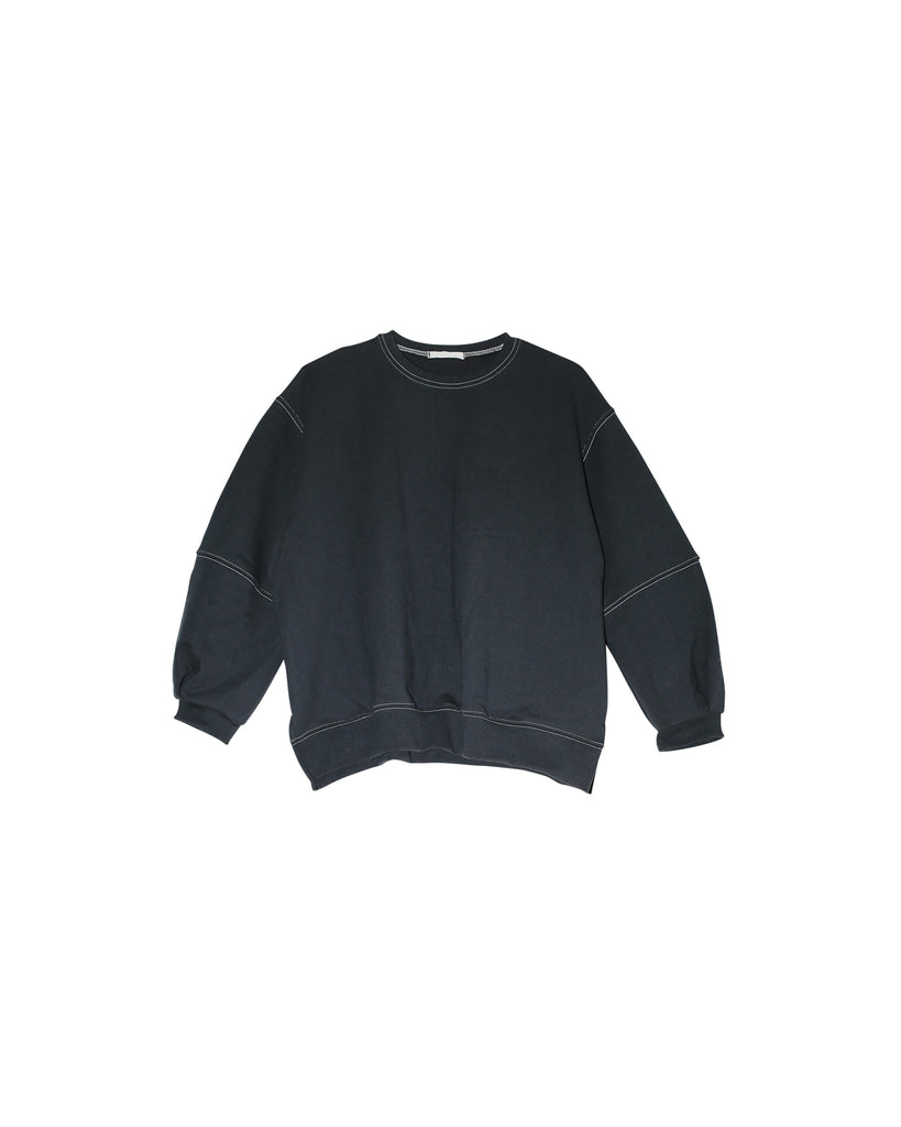 Dawn Topstitch Sweatshirt