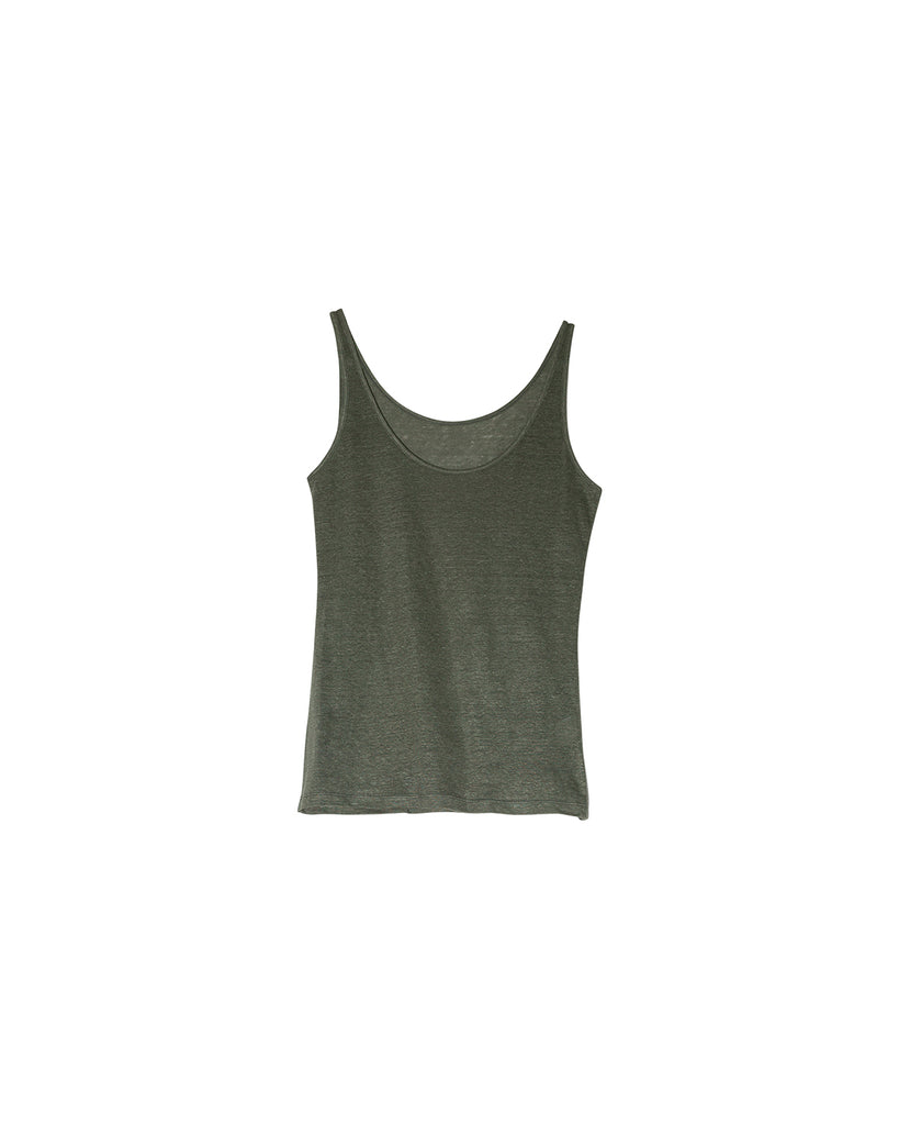 Lami Scoop Tank Top