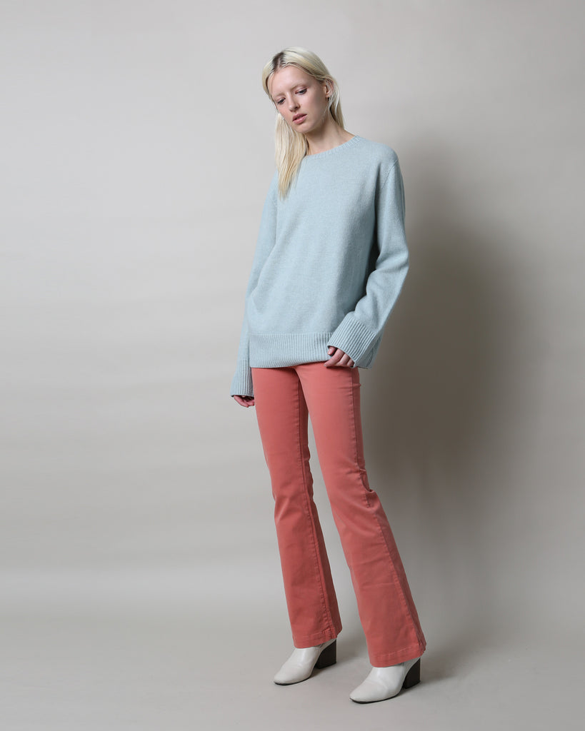 Lola Cashmere Blend Sweater Mint
