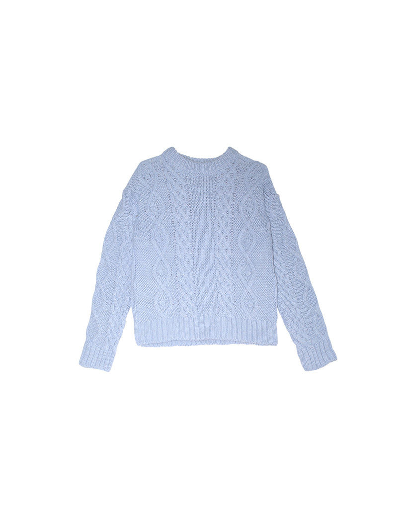 Marcella Cabled Sweater