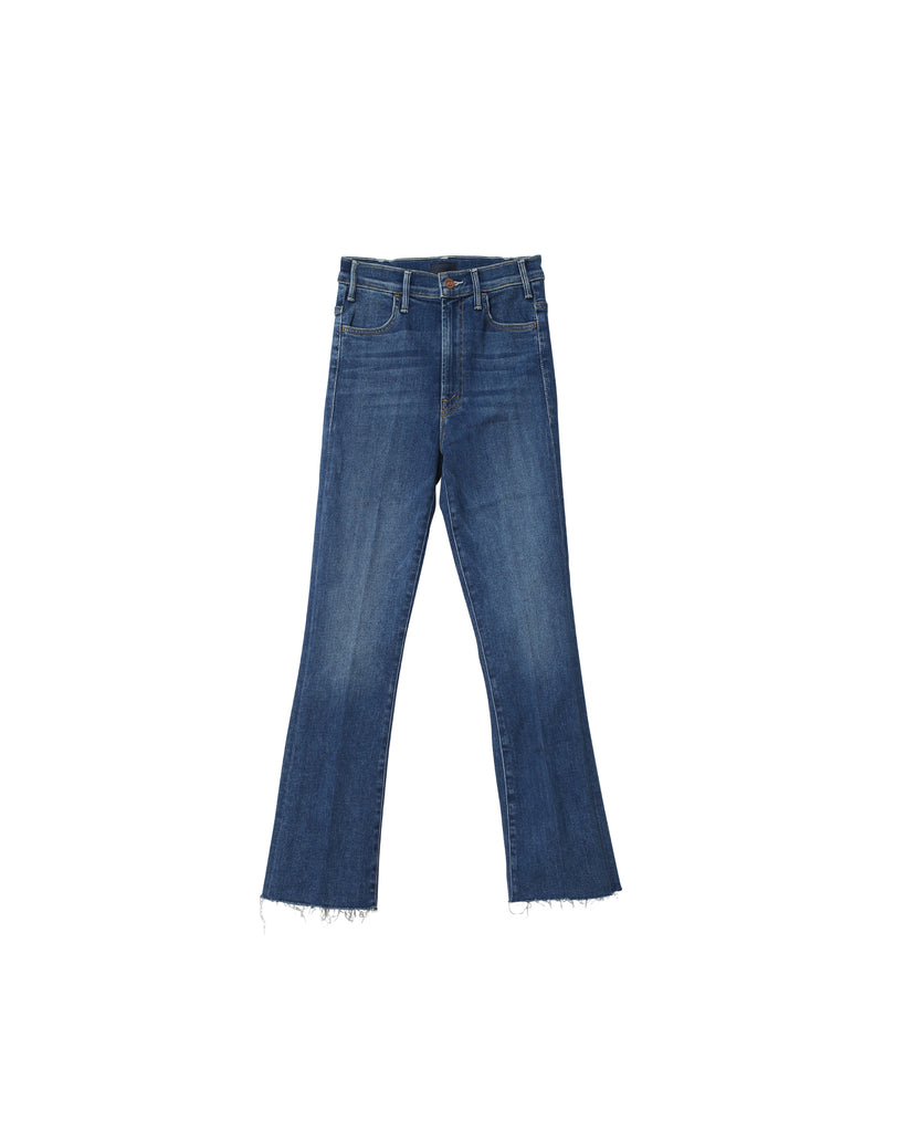 The Hustler Ankle Fray Jean