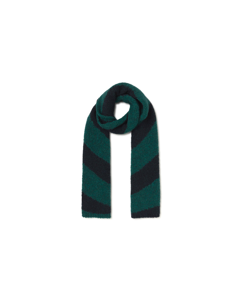 Dixit Scarf - Forest Green