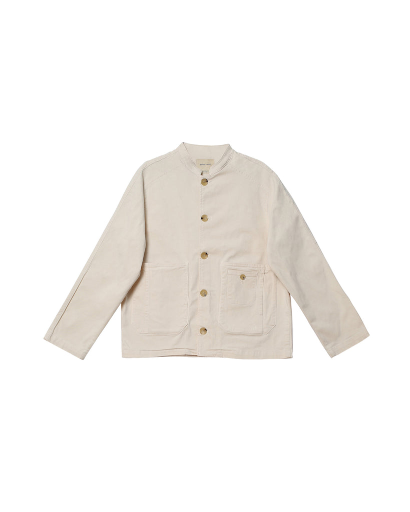 Luca Mao Neck Jacket