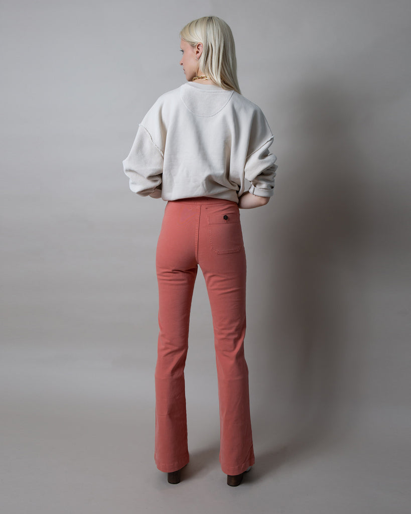 Margherita Pant - Terracotta