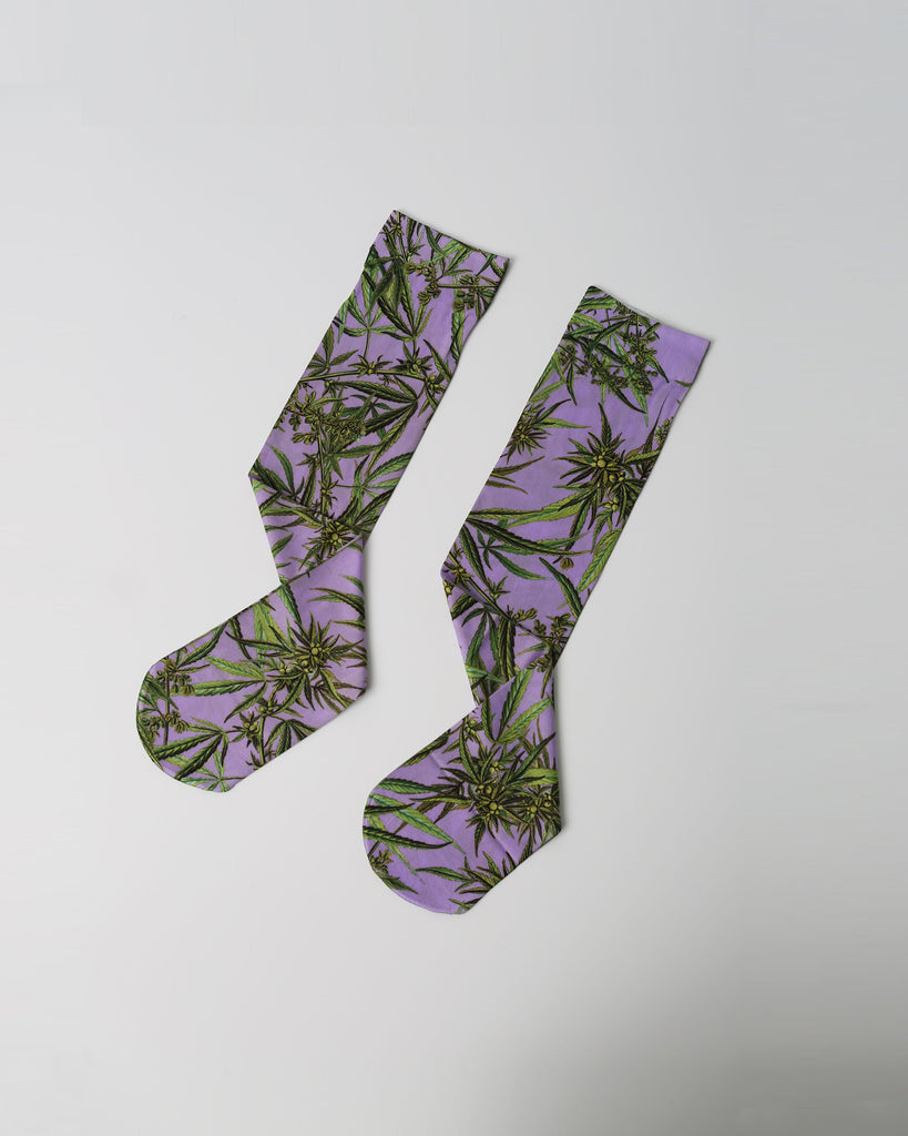 Mary Jane Sock
