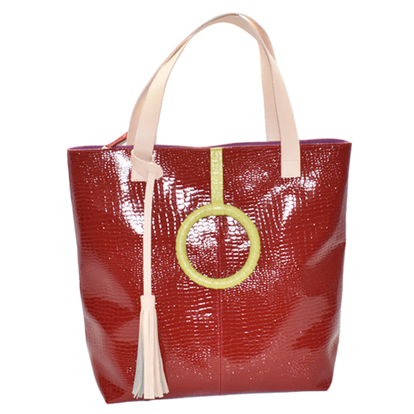 Nathalie Large Tote - Chica It Boutique