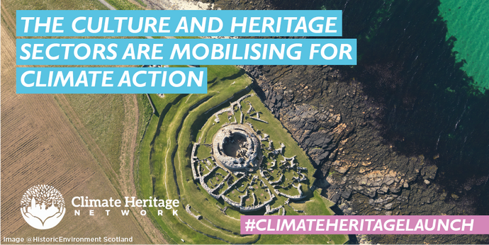 How can our cultural heritage help to tackle climate change?