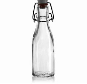 Glass Swing Top Bottle 200ml