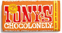 Tony's Chocolonely Chocolate Bars