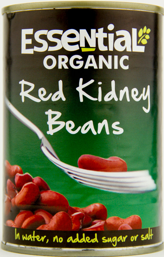 Essential Organic Red Kidney Beans