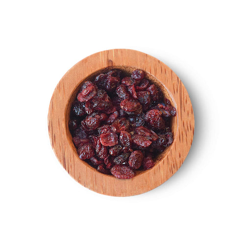 Dried Cranberries (per 100g)