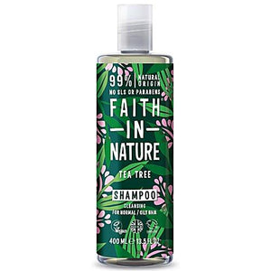 Faith In Nature Shampoo 400ml
