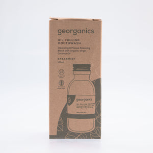 Georganics Mouthwash 100ml