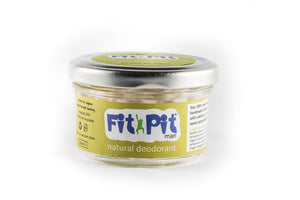 Fit Pit Man Natural Deodorant 100ml