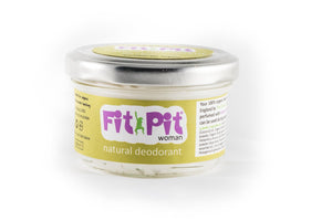 Fit Pit Woman - Natural Deodorant