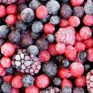Frozen Fruit (per 100g)