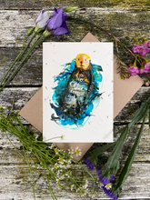 Load image into Gallery viewer, Plantable Wildflower Greetings Card