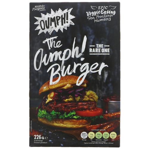 Oumph! Burgers (2 pack) 226g