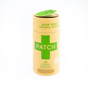 Patch Strips-Natural-Wound Care