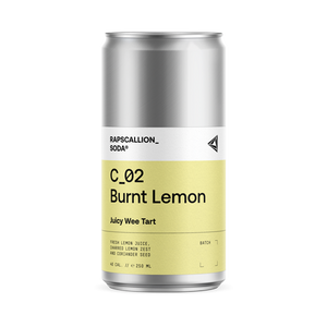 Rapscallion Burnt Lemon 250ml
