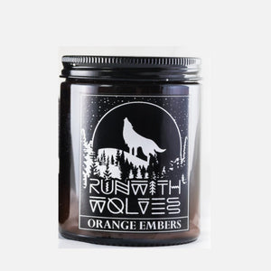 Run With Wolves Vegan Candles 180ml
