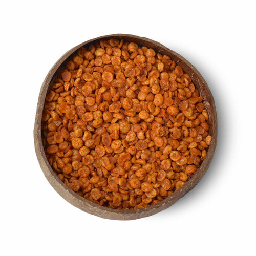 Roasted Yellow Peas Smoked Paprika