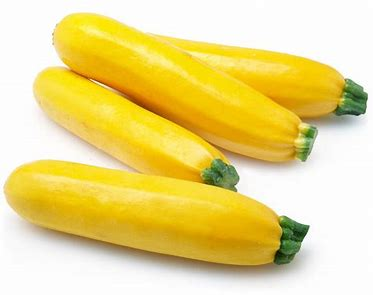 Yellow Courgette (Per 100g)