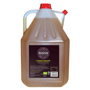 Apple Cider Vinegar - with mother (per 100ml)