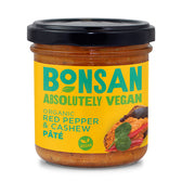Red Pepper & Cashew Nut Pate (130g)