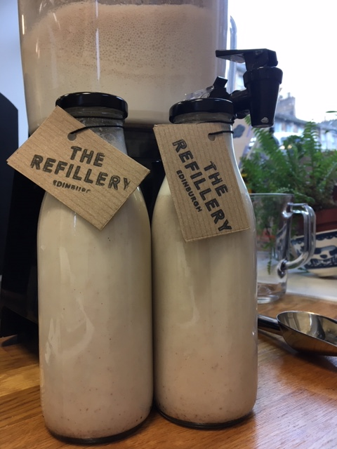 Freshly Made Plant Milk