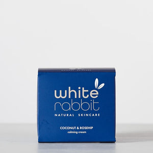 White Rabbit Coconut & Rosehip Calming Cream 100ml