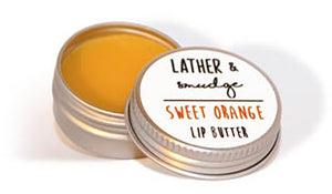 Lather & Smudge Lip Butter