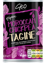 Load image into Gallery viewer, Geo Organic Moroccan Chickpea Tagine 400g