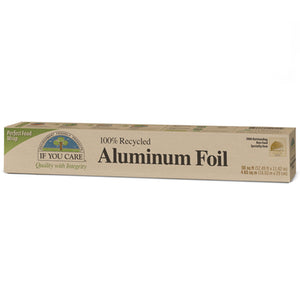 If You Care - 100% Recycled Aluminium Foil 10m