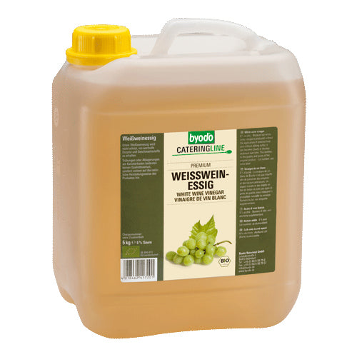 Organic White Wine Vinegar (per 100ml)