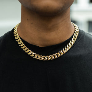 Cuban Chain Gold