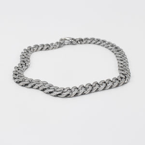 Flat Cuban Chain 12mm