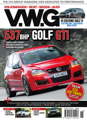 VWG Magazine - 100% Dedicated To Performance