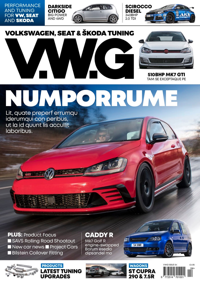 VWG Issue 4 (FREE UK POST)