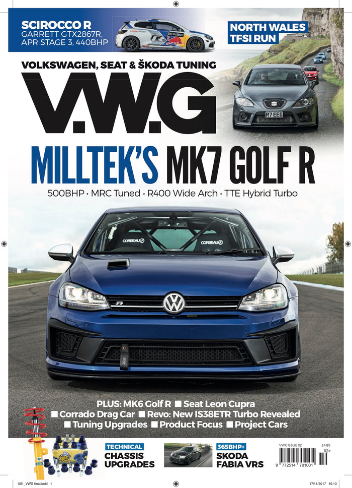 VWG Issue 2 (FREE UK POST)