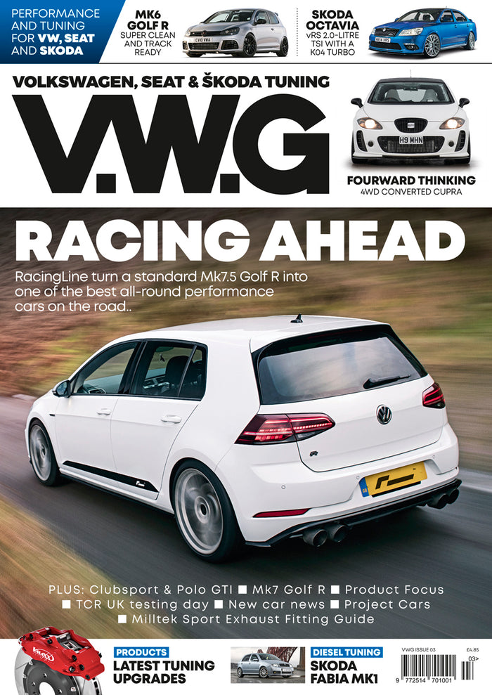 VWG Issue 3 (FREE UK POST)