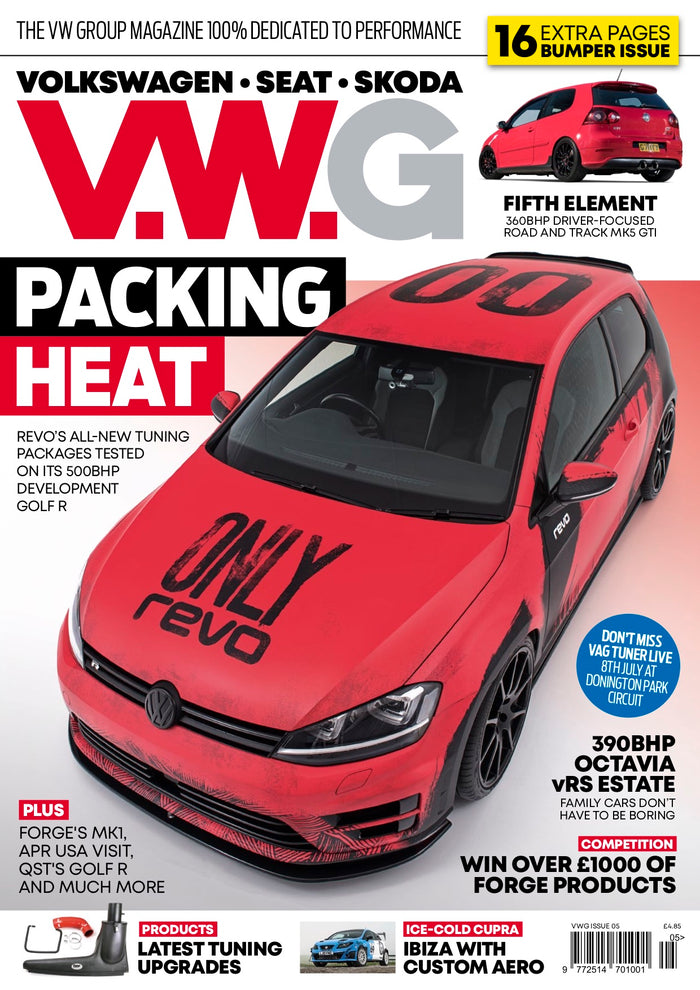 VWG Issue 5 (FREE UK POST)